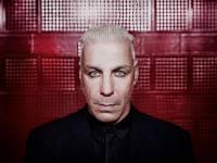 Till sur une photo promotionnelle de Lindemann de 2015