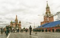 The program of Spasskaya Tower