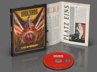 Live In Moscow - Intérieur Blu-ray