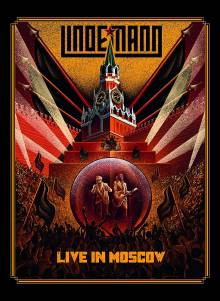 Live release Live In Moscow