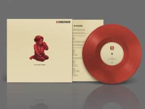 Ich hasse Kinder - Vinyle rouge 7 pouces